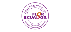 CERTIFICATION FLOR ECUADOR - STAR ROSES